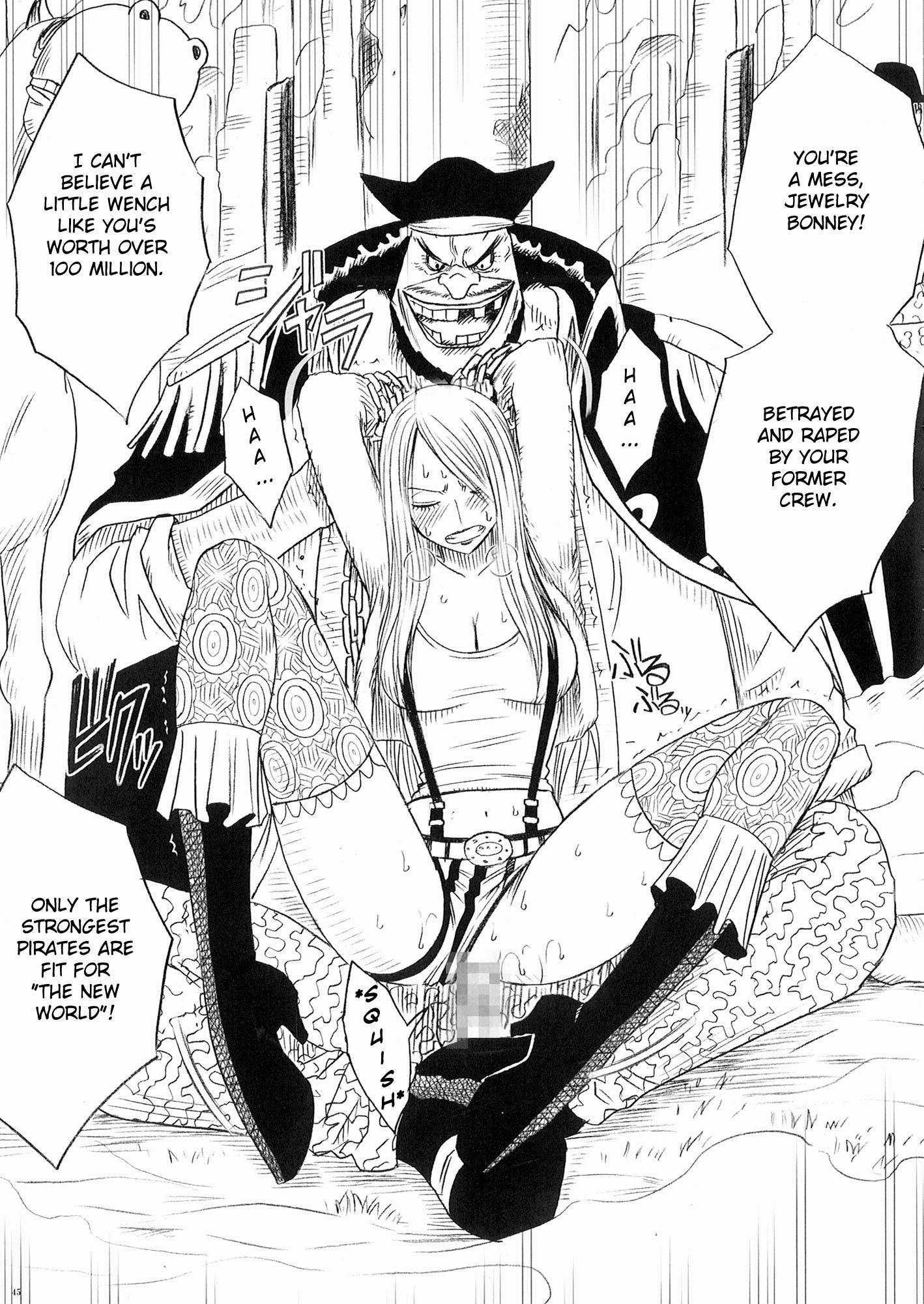 LOVED PERSIA manga hentai one piece que